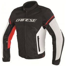 Мотокуртка Dainese Air Frame D1 Black White Red