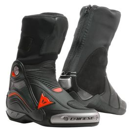 Ботинки DAINESE AXIAL D1 Black/Fluo Red