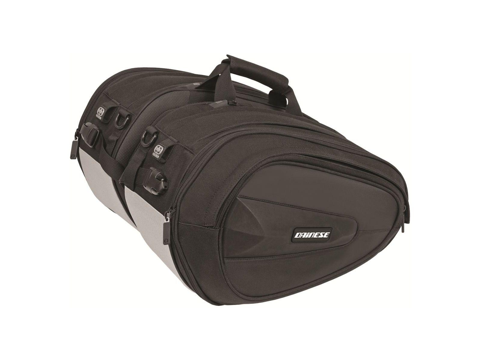 Кофры боковые Dainese D-Saddle Motorcycle Bag
