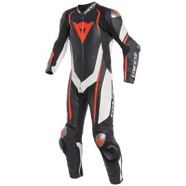 Мотокомбинезон Dainese Kylami 1PC Perforated Black White Red
