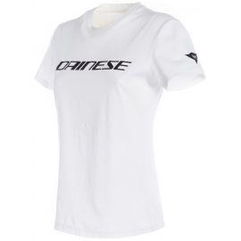 Футболка женская Dainese Lady White/Black