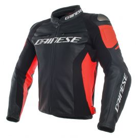 Мотокуртка Dainese Racing 3 Black Black Red