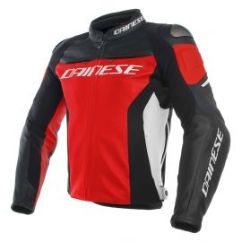 Мотокуртка Dainese Racing 3 Red Black White