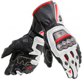 Перчатки Dainese Full Metal 6 Black White Red