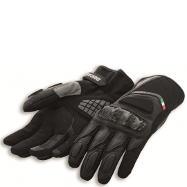 Мотоперчатки Ducati Sport C3 Gloves Black