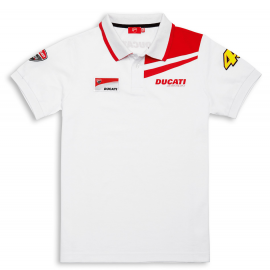 Футболка-поло Ducati D46 Team Polo Shirt