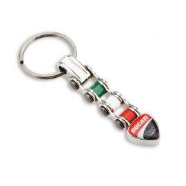 Брелок Ducati DC Chain Key Ring