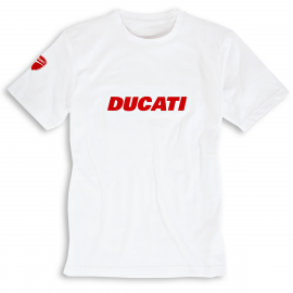Футболка Ducati Ducatiana 10 White