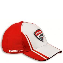 Бейсболка Ducati Corse 14 Red