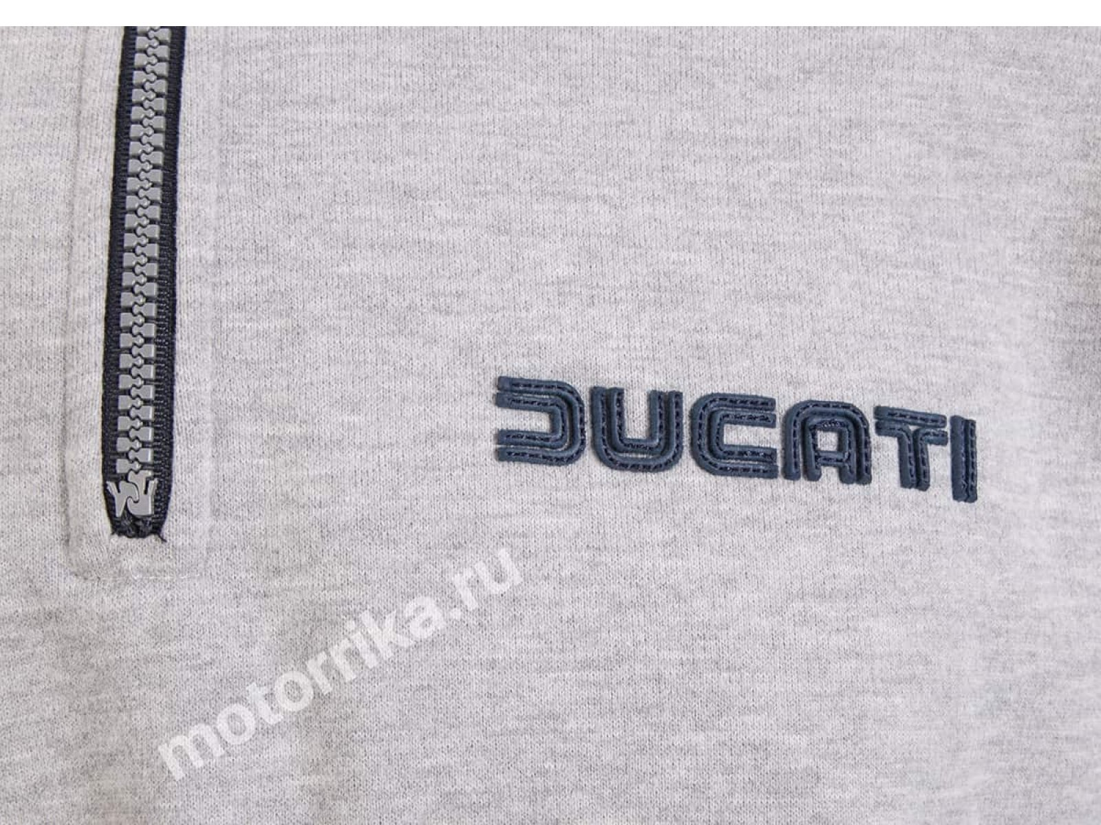 Джемпер Ducati 1/2 Zip 80s 14