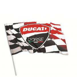 Флаг Ducati Corse 14