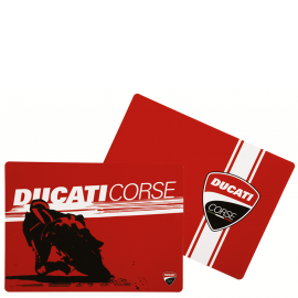 Комплект подставок Ducati Tablemat Racing Breakfast Set