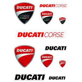 Набор наклеек Ducati Mix