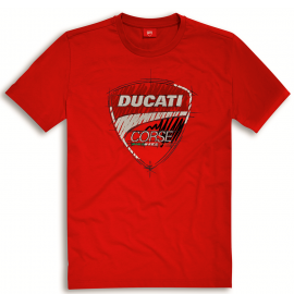 Футболка Ducati DC 17 Graphic T-Shirt Red