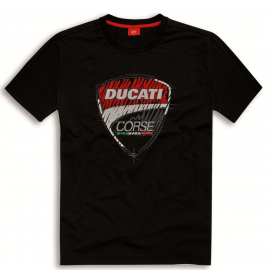 Футболка Ducati DC 17 Graphic T-Shirt Black
