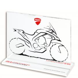 Эскиз мотоцикла Ducati Multistrada 1200 Enduro