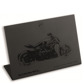 Эскиз мотоцикла Ducati XDiavel