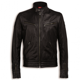 Куртка Ducati Vintage Leather Jacket
