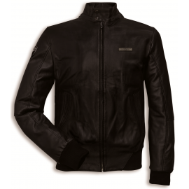 Куртка Ducati Bomber Leather Jacket 17
