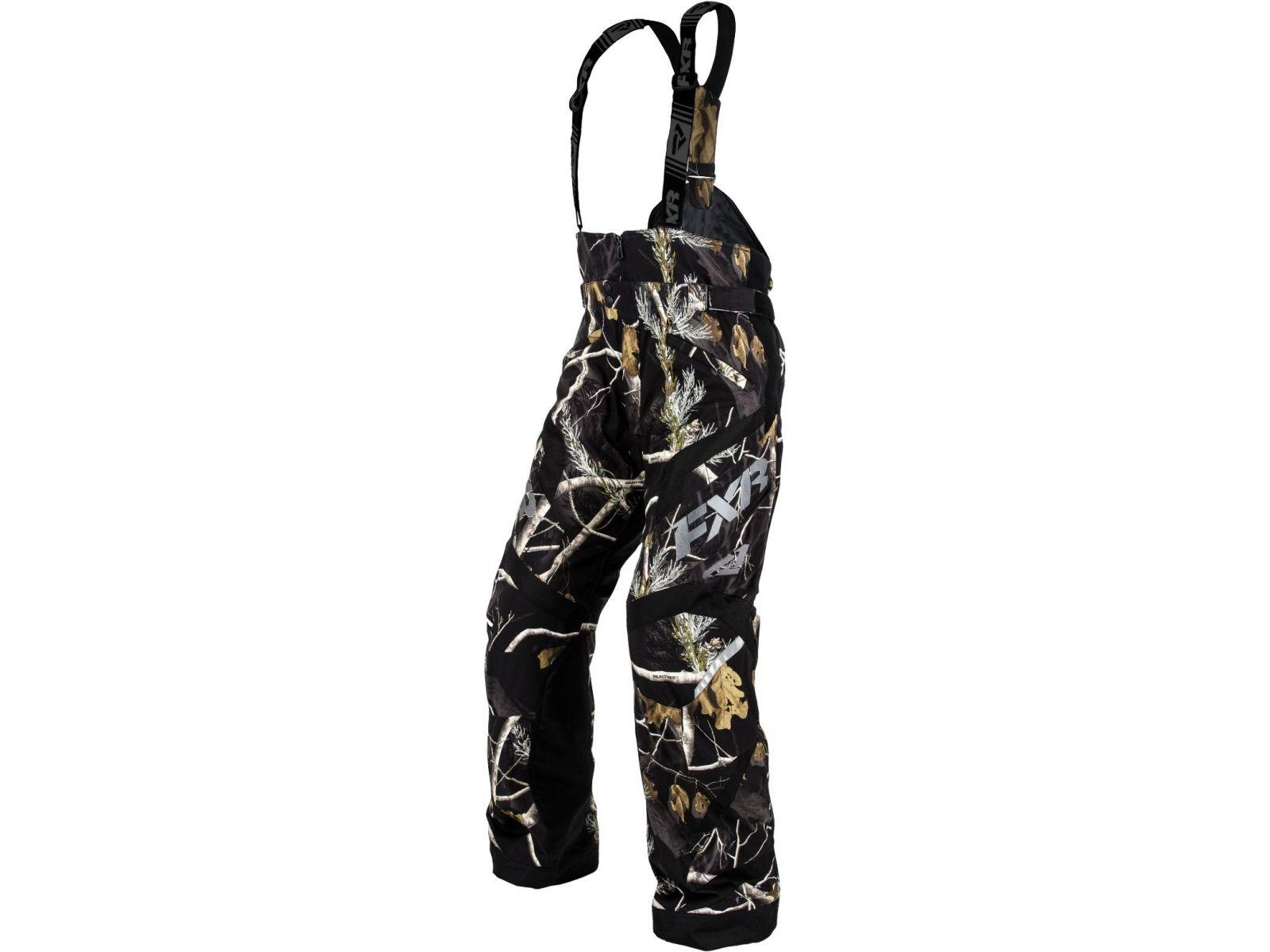 Снегоходные брюки FXR TEAM FX 15 AP Black
