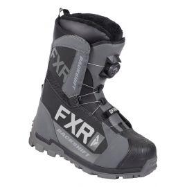 Снегоходные ботинки FXR BACKSHIFT BOA19 Black/Char