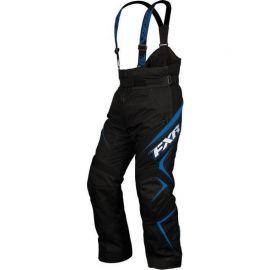 Снегоходные брюки FXR BACKSHIFT PRO Black/Blue
