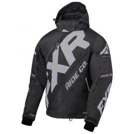 Снегоходная куртка FXR CX 20 Black/Lt Grey