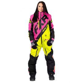 Снегоходный комбинезон женский CX INSULATED Fuchsia/Hi-Vis/Black