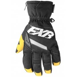 Снегоходные перчатки женские FXR CX SHORT CUFF 18 Black/White