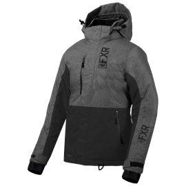 Снегоходная куртка женская FXR FRESH LADY 20 Mid Grey Heather/Black