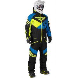 Снегоходный комбинезон FXR FUEL FX 20 Black/Blue/Hi Vis