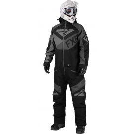 Снегоходный комбинезон FXR FUEL FX 20 Black/Char/Grey