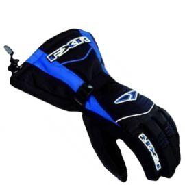 Перчатки снегоходные детские FXR FUEL YOUTH Black/Blue