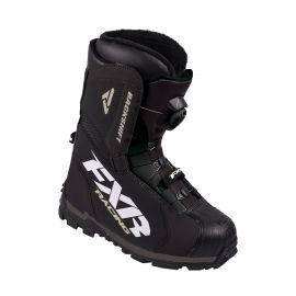 Снегоходные ботинки FXR BACKSHIFT BOA Black