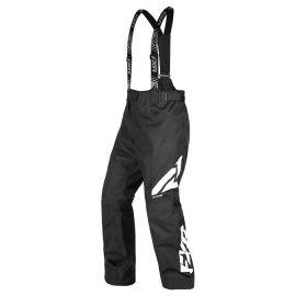 Снегоходные брюки FXR CLUTCH LITE 19 Black/White