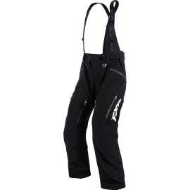 Снегоходные брюки FXR MISSION X Black