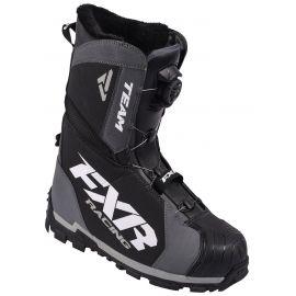 Снегоходные ботинки FXR TEAM BOA Black/Char
