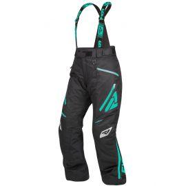Снегоходные брюки женские FXR VERTICAL PRO 19 Black/Mint