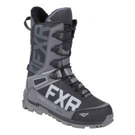 Снегоходные ботинки FXR HELIUM LITE SPEED 19 Black/Char