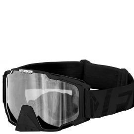 Очки снегоходные FXR MAVERICK CLEAR 20 Black Ops