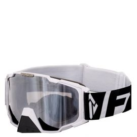 Очки снегоходные FXR MAVERICK CLEAR 20 White