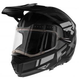Шлем для снегохода FXR MAVERICK MODULAR TEAM 20 (визор с подогревом) Black Ops