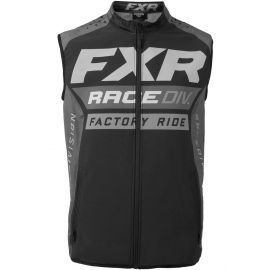 Жилет FXR MX 20 Black/Char/Grey