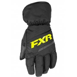 Перчатки снегоходные FXR OCTANE 19 Black/HiVis