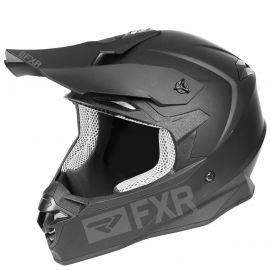 Мотошлем FXR Octane Recoil 19 Black Ops
