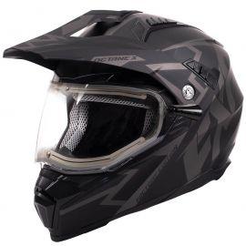 Шлем для снегохода FXR OCTANE X DEVIANT 20 (визор с подогревом) Black Ops