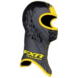 Подшлемник FXR SHREDDER Black/Yellow