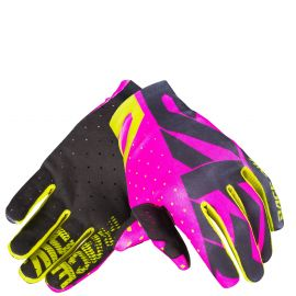 Мотоперчатки FXR Slip on Lite MX 19 Elec Pink/Black