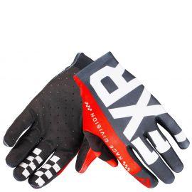 Мотоперчатки FXR Slip on Lite MX 19 Black/Red