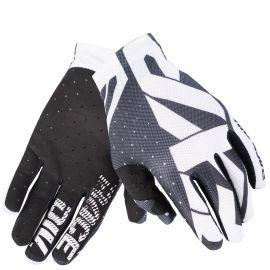 Мотоперчатки FXR SLIP ON AIR MX 19 Black/White